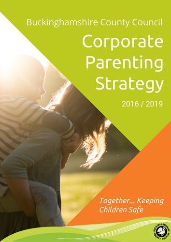 Corporate Parenting front cover