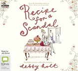 Recipe for a Scandal by Debby Holt